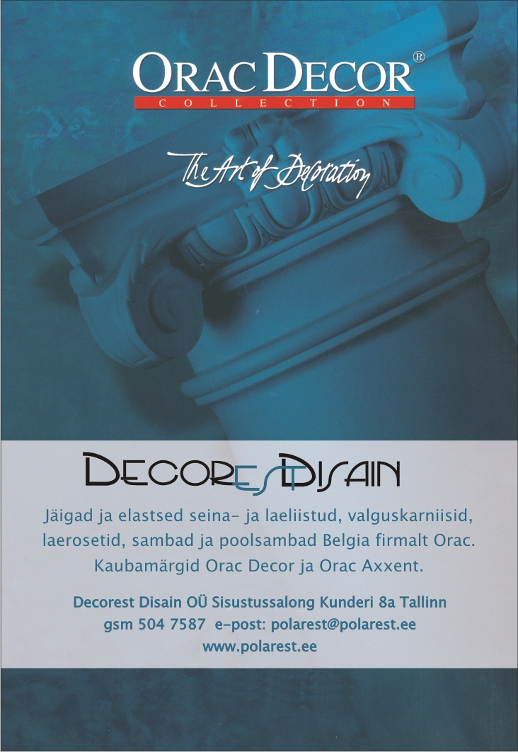 Orac Decor Decorest Disain